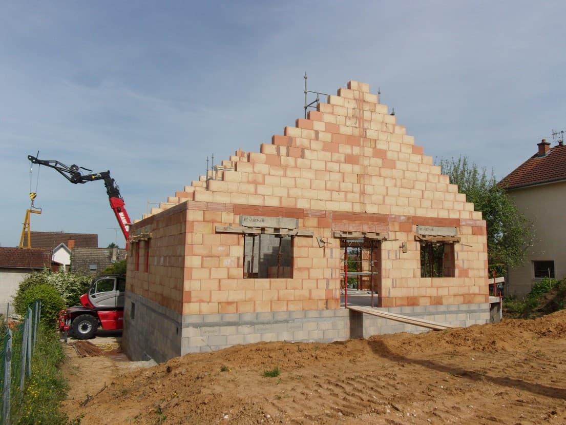 Construction maison Saint-Rémy